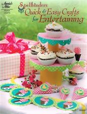 Spellbinders: Quick and Easy Crafts for Entertaining (2012, Paperback)