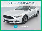 2017 Ford Mustang EcoBoost Premium Coupe 2D Knee Air Bags Power Windows F&R Head Curtain Air Bags Keyless Entry Power Door
