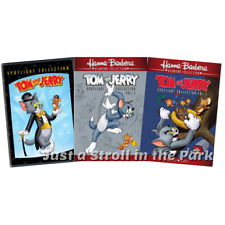 Tom and Jerry: Spotlight Collection Complete Volumes 1 2 3 Box / DVD Set(s) NEW!