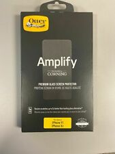 OtterBox Amplify Glass Screen Protector for iPhone XR and iPhone 11