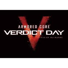 Used Xbox360 ARMORED CORE VERDICT DAY Collector's Edition Japan Import