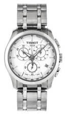 Tissot T-Trend Couturier T0356171103100 Men's Chronograph Steel Watch New in Box