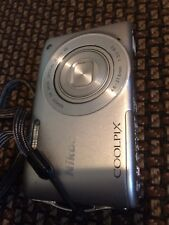 Nikon Coolpix S3300 16.0 MP Digital Camera