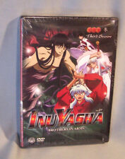 InuYasha - Vol. 27: Brothers In Arms (DVD, 2005) Sealed NEW Anime