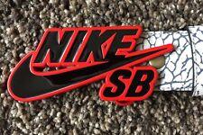 NEW Nike SB Jordan Elephant Print Belt leather nikelab skateboarding htm OSFA