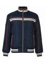Lonsdale Mens Bomber Jacket/red Coat Top Outwear Size L UK