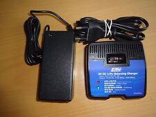 E-flite 3s DC Li-Po Charger EFLC 3016 con Alimentatore Chroma 450x 350qx Blade
