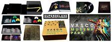 """Vasco Modena Park [3 CD + 2 DVD + Blu-Ray Disc + Vinile 10"""" - Box Super Deluxe L"""