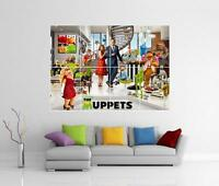 THE MUPPETS GIANT WALL ART PICTURE PHOTO PRINT POSTER