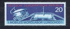 ALEMANIA/RDA EAST GERMANY 1971 MNH SC.1285 Lunokhod 1