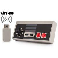 Kabellos Wireless Controller Gamepad Für Nintendo NES Classic Edition Konsole