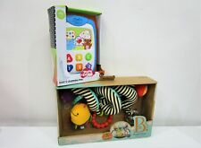 NEW B. Baby Wiggle Wrap & Young Ones Baby's Learning Pad Ages O+m & 3+m RRP$44