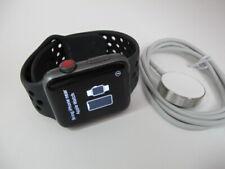 Apple Watch Series 3 Nike 42mm space gray Aluminium Sport Band (GPS + Cellular)