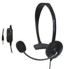Für Sony PS4 Playstation 4 Controller Gaming Headset Kopfhörer w/ MIC Ohrhörer