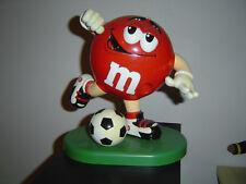 M & M Spender Red / Rot mit Fußball