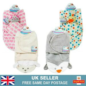 Baby Swaddle Wrap | Newborn Swaddler Blanket | Swaddle Blanket & Comforter Set