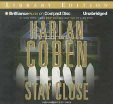 Stay Close 2012 by Coben, Harlan 144189537X . EXLIBRARY