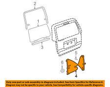 TOYOTA OEM 03-09 4Runner Back Door-Window Lift Regulator 6980735020