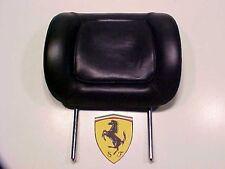 Ferrari Daytona Seat Head Rest Connolly Leather Part 0300576 365 GTB/4 OEM