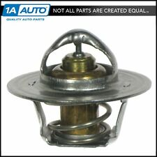 195 Degree Thermostat 2 1/8 Diameter Aluminum Multifit for AMC Chrysler GM