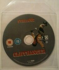 Cliffhanger (Blu-ray, Disc only) Brand new. Sylvester stallone.