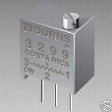 BOURNS Series 3299 Trimmer Potentiometer 20k Ohms