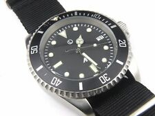 Gent's MWC Automatic Military Submariner Divers Watch - 300m
