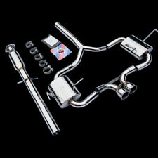 """Mini R52/R53 Cooper S Catback Exhaust 2.5"""" Performance Sports Stainless System"""