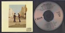 Pink Floyd Wish You Were Here 1975 USA CD FCS6817