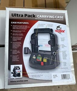Vexilar UC100 Carrying Case for Ultra Pack - NEW