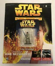 Luke Skywalker Star Wars Official Figurine Collection + Issue 2 (DeAgostini) NIP