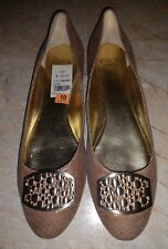 CIRCA JOAN & DAVID TAN FLAT SHOES SIZE 10M