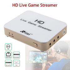 1080P HD Game Video Streamer Capture HDMI Recorder For PC Xbox Live PS3 HDTV HOT