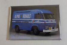 JOLIE Magnet Aimant RENAULT Saviem Assistance Alpine Long 78 mm Haut 54 mm Neuf