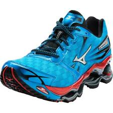 Mizuno Wave Prophecy 2 Running Training Shoes Mens  SIZE 9  Blue, Silver, Red