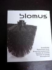 Blomus WC-Ersatzbürste 68399 für DUO/LIQUO/TARRO/SENTO/PRIMO