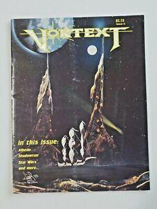 VORTEXT Magazine Issue 3 1991 Quarterly RPG Star Wars Overseer Cover 7425
