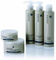 Kaeso Hydrating Skincare Range Cleanser,Toner,Moisturiser - 495ML/245ML