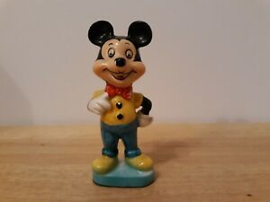 """Vintage Walt Disney Products Mickey Mouse 5"""" Tall"""