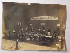 """ vélo RV Hannover "" 1924, Allemand CYCLISTE UNION E. V. (35471)"