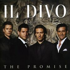 Il Divo - Promise [New CD] Sony Superstar