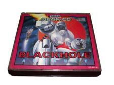 Blackhole Assault Mega CD PAL *No Manual*