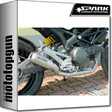 SPARK ESCAPE COMPLETO MOTO-GP RACING TITANIO DUCATI MONSTER 796 2012 12 2013 13