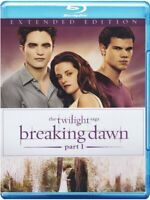 Twilight Saga Breaking Dawn Part 1, Extended edition - Blu-ray nuovo