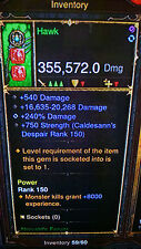 Diablo 3 PATCH 2.5 CRUSADER POWER LEVEL WEAPON SOFTCORE xbox one