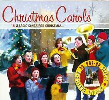 Christmas Carols CD+3D Pop-Up Sleeve Deck The Halls/I Saw Three Ships+
