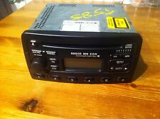 FORD 6000 RDS CAR RADIO CD PLAYER  TRANSIT FOCUS CONNECT MONDEO PUMA FIESTA