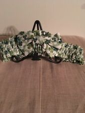 Longaberger Medium Garter - Shamrock/ Lots Of Luck