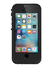 LifeProof Fre Phone Case 77-53685 for Apple iPhone 5, 5s, SE - Black