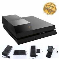 Gaming LED Externe Festplatte Box 3,5 Zoll 2TB Schwarz für PS4 Playstation